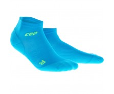 CEP - Șosete peste gleznă ultralight electric blue/green