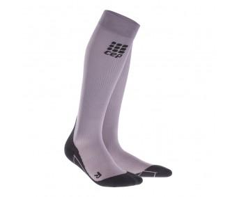 CEP - Șosete de compresie, plank purple