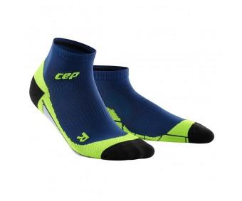 CEP - Șosete peste gleznă deep ocean/green