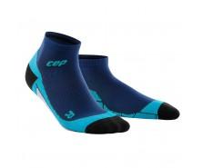 CEP - Șosete peste gleznă deep ocean/hawaii blue