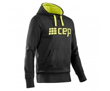 CEP - Hanorac black/lime green, bărbați