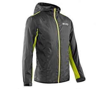CEP - Jachetă anti-vânt black, bărbați