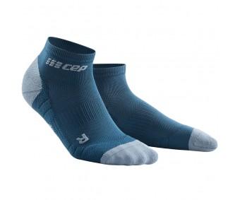 CEP - Șosete de compresie peste gleznă 3.0, blue/grey