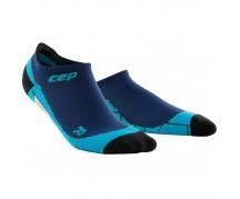 CEP - Șosete sub gleznă deep ocean/hawaii blue