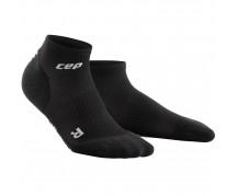 CEP - Șosete peste gleznă ultralight black/grey