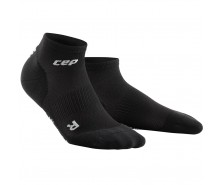 CEP - Șosete peste gleznă ultralight black/grey
