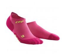 CEP - Șosete sub gleznă ultralight electric pink/green