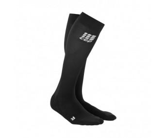 CEP - Șosete de compresie pentru alergare 2.0 black/black