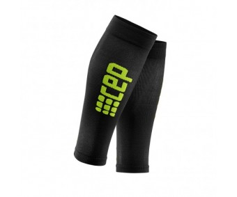 CEP - Compresie gambă Ultralight black/green
