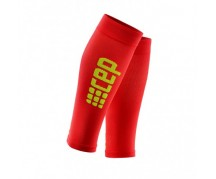 CEP - Compresie gambă Ultralight red/green