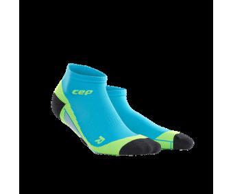 CEP - Șosete peste gleznă hawaii blue/green