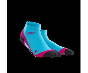CEP - Șosete peste gleznă hawaii blue/pink