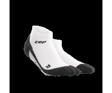 CEP - Șosete peste gleznă white/black