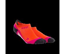 CEP - Șosete sub gleznă sunset/pink