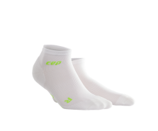 CEP - Șosete peste gleznă ultralight white/green