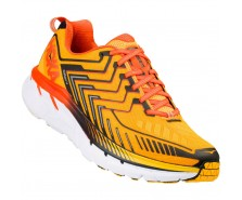 Hoka Clifton 4, Saffron/Red Orange, bărbați