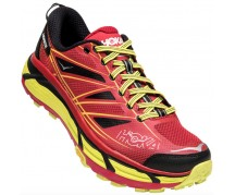 Hoka Mafate Speed 2, True Red/Citrus, bărbați