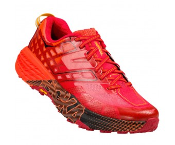 Hoka Speedgoat 2, True Red/Chili Pepper, bărbați