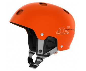 Poc - cască ski Receptor Bug Iron Orange
