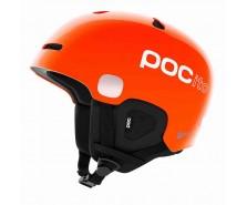 Poc - cască ski pentru copii POCito Auric Cut SPIN Fluorescent Orange