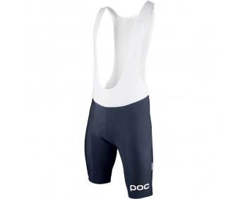Poc - pantaloni ciclism Fondo Bib Shorts Navy Black
