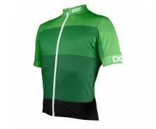 Poc - tricou ciclism Fondo Light Pyrite Multi Green