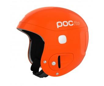 Poc - cască ski pentru copii POCito Skull Fluorescent Orange