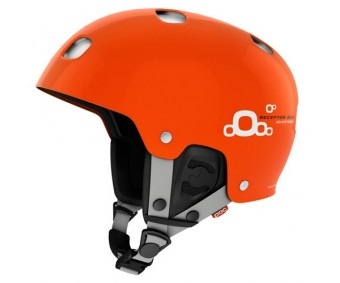 Poc - cască ski Receptor BUG Adjustable 2.0 Iron Orange