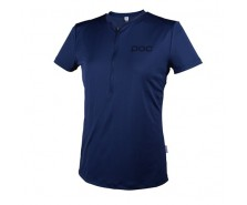 Poc - tricou ciclism Trail Light Zip WO Tee Boron Blue