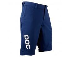 Poc - pantaloni ciclism Trail Vent Boron Blue