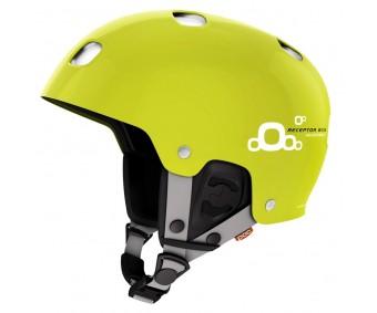 Poc - cască ski Receptor BUG Adjustable 2.0 Hexane Yellow