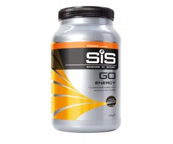 SiS Go Energy, Bidon 1.6kg, Portocale