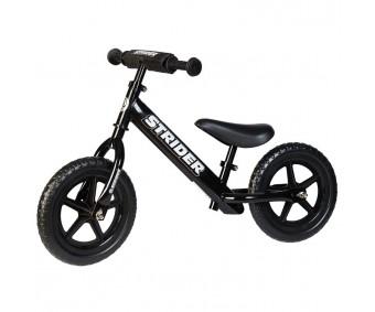 Strider - Bicicletă fără pedale 12 Sport, negru