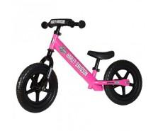 Strider - Bicicletă fără pedale 12 co-branded Harley Davidson, roz