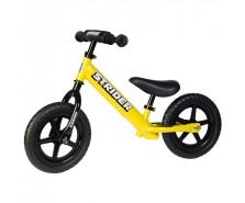 Strider - Bicicletă fără pedale 12 Sport, galben