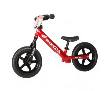Strider - Bicicletă fără pedale 12 co-branded Honda, rosu