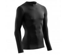 CEP - Tricou Wingtech de iarnă, black