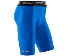 CEP - Colanți scurți active+ blue