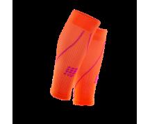 CEP - Compresie gambă 2.0 sunset/pink