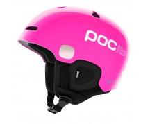Poc - cască ski pentru copii POCito Auric Cut SPIN Fluorescent Pink