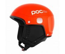 Poc - cască ski pentru copii POCito Skull Light Fluorescent Orange