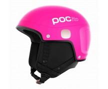 Poc - cască ski pentru copii POCito Skull Light Fluorescent Pink