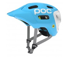 Poc - cască ciclism Trabec Race MIPS Radon Blue