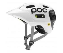 Poc - cască ciclism Trabec Race MIPS White/Black